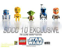 LEGO Star Wars Cube Dudes