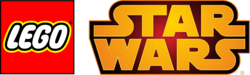 LEGO Star Wars Blue Logo