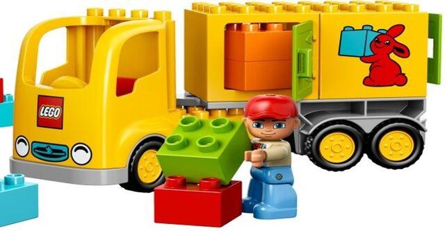 File:LEGO DUPLO Truck.jpg