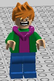 Lego matt