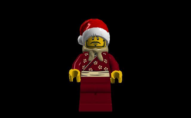 File:Christmas Samurai.png