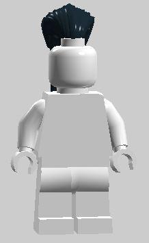 LEGO Twilight Zone Gremlin