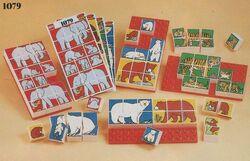 1079-DUPLO Animal Mosaic