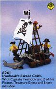 Ironhook in 1992 large UK catalog