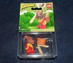 3708-Rufus Rabbit