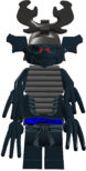 Lord Garmadon Possesed