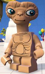 ET LEGO Movie