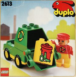 2613-Refuse Truck