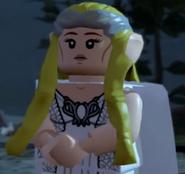 Galdriel in Lego the hobbit