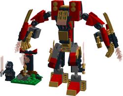 Kai's BladeBot