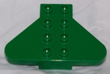 File:Green DUPLO, Brick 2 x 4 with Wings.jpg
