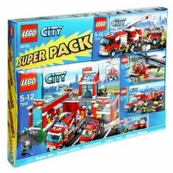 66195 City Super Pack