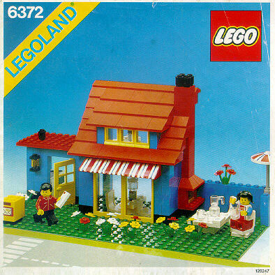 6372 Town House Brickipedia Fandom Powered By Wikia