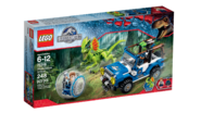 Jurassic World LEGO Dilophosaurus Ambush box1