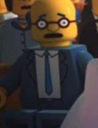 Milhouse Dad