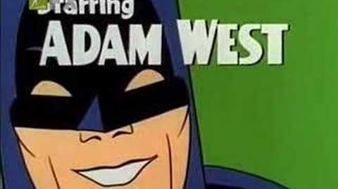 Batman intro (1966)