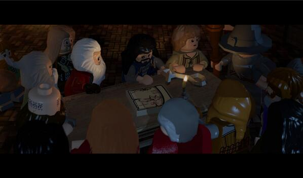 File:LEGO The Hobbit Meeting of the Dwarven Company.jpg