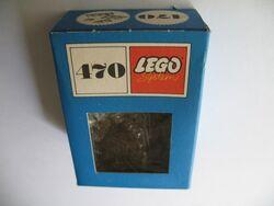 470-1 x 1, 1 x 2, 2 x 2, 2 x 3, 2 x 4 Plates Box