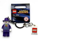 Joker Key Chain