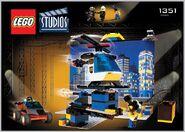 1351 Movie Backdrop Studio