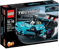 Technic Drag Racer