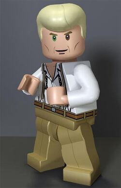 5961161 DavidBowie-Lego