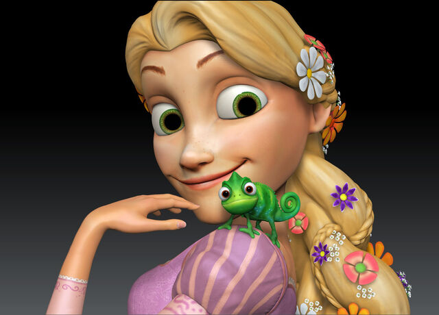 File:Rapunzel with pascal.jpg