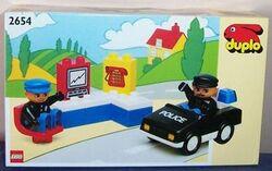 2654-Police Emergency Unit
