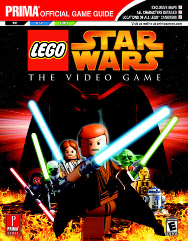 File:LEGO Star Wars The Video Game Prima Guide.jpg