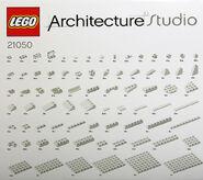 21050 Pieces