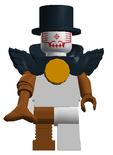 Cyber Snowman