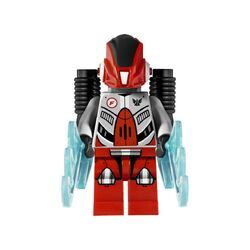 RedGalaxySquadRobot