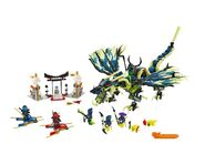 Lego Ninjago Attack of The Morro Dragon 3