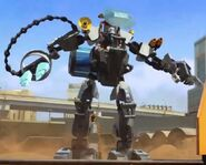 Stormer Freeze Machine animated