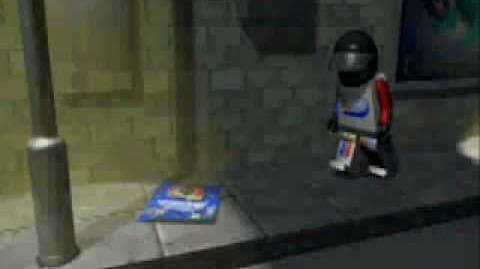 Lego racers 2 walkthrough part GBA