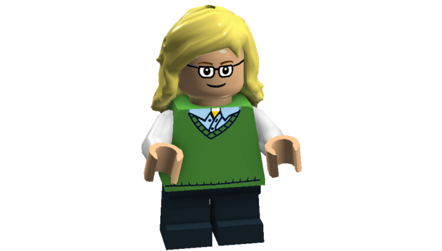 File:The Big Bang Theory minifigures (Bernadette Cheesecake Factory outfit).png