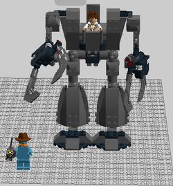 LegoFlatPlat