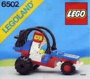 6502 Turbo Racer