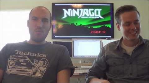 Jay Vincent and Mike Kramer (Ninjago Composers) Interview - Part 1 4