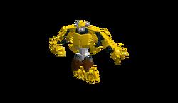 Hulk Power SpongeBob