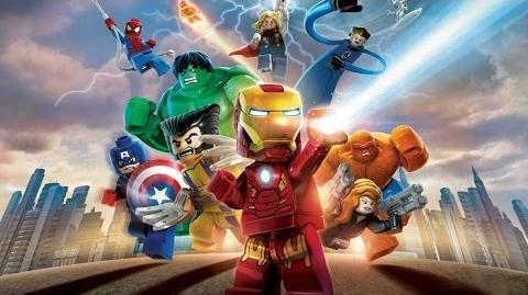 LEGO Marvel's Avengers Gameplay Demo - IGN Live- E3 2015
