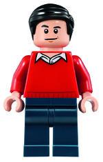 Lego-Classic-TV-Series-Batcave-76052-Set-Contents-Dick-Grayson-Minifigure
