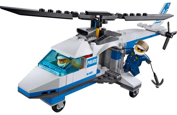 Lego Police Van Instructions 60142