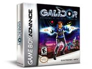 Galidor video game GBA
