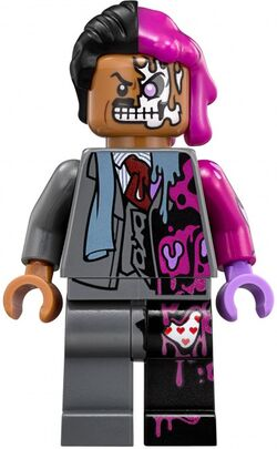 Lego two face