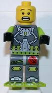 Brickmaster Atlantis Bobby Boje Erschreckt