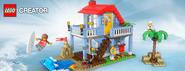 Lego Creator Beach House