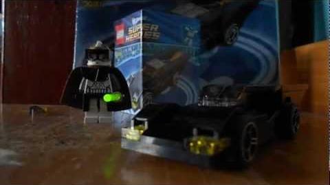 CGCJ 30161 Batmobile review