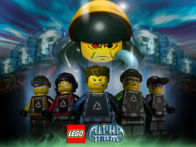 Alpha Team Logo