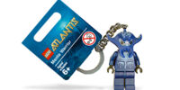 852775 Manta Warrior Key Chain